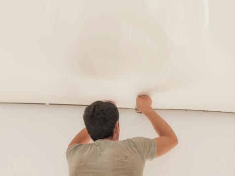 Pierwszy sufit montujemy <strong>za darmo</strong> (materiał + montaż)
